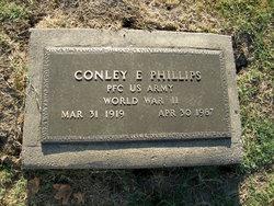 Conley E Phillips