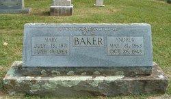 Mary <i>Culbertson</i> Baker
