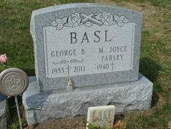 George Bernard Basl, Jr