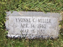 Yvonne Catherin <i>Lowmaster</i> Miller