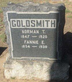 Fannie E. Goldsmith