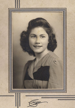 Betty Lou <i>Thorp</i> Morgan