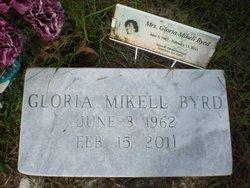 Gloria <i>Mikell</i> Byrd