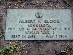 Albert Karel Block