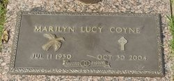 Marilyn Lucy <i>Graves</i> Coyne