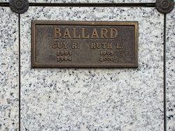Ruth L Ballard