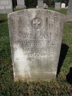 Pvt William Appelsthel