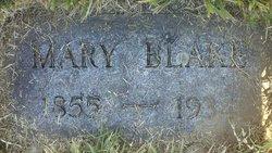 Mary <i>Madden</i> Blake