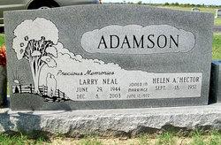 Larry Neal Adamson