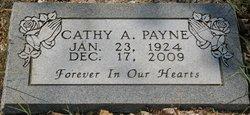 Cathy A. Payne