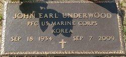 John Earl Underwood