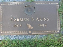 Carmen S Akins
