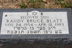 Randy Bruce Blatt