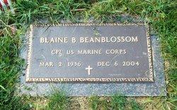 Blaine Brent Beanblossom