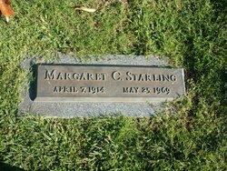 Margaret G <i>Crouse</i> Starling
