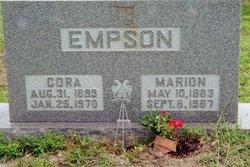 Cora Jemima <i>Mounts</i> Empson