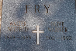 Walter Wilfred Fry