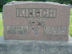Crescentia Mary <i>Kirsch</i> Anderson