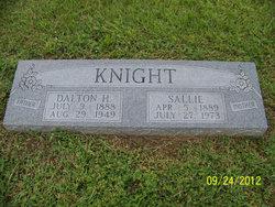 Dalton H Knight