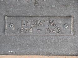 Lydia M. Engstrum