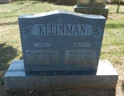 William Sterling Kleinman