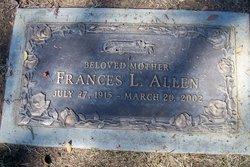 Frances L Allen