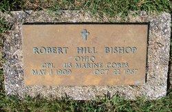 Robert Hill Bishop