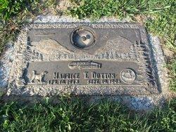 Maurice T Dutton