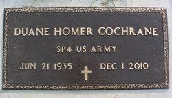 Duane Homer Cochrane