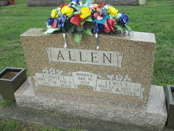 Eunice Irene <i>Hawthorne</i> Allen