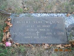 Robert Vere Wilson