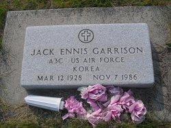 Jack Ennis Garrison