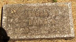 Senorah H. Nora <i>Pike</i> Baldwin
