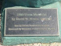 Galveston 1900 Hurricane Monument