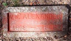 William Nelson Alexander