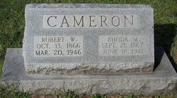 Rhoda Missoura <i>Vandergrift</i> Cameron