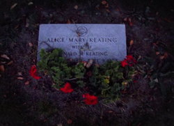 Alice Mary Keating