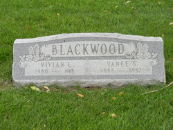 Vivian Lorie <i>Keithley</i> Blackwood