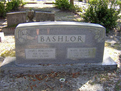 James Roberson Robert Bashlor