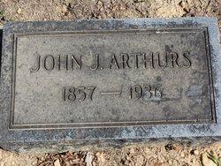 John James Arthurs