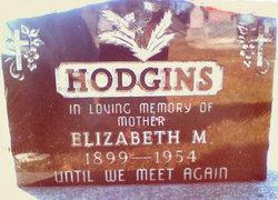 Elizabeth M Hodgins