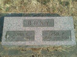 John C Bony