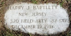 Harry Jarvis Bartlett