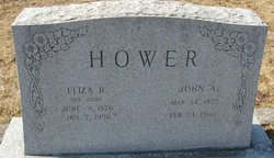Eliza R <i>Duke</i> Hower