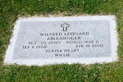 Wilfred Leonard Ableidinger
