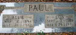 Allie Paul