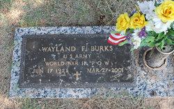 Wayland F. Burks