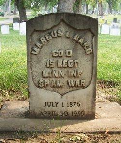 Marcus L. Barg