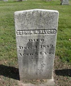 Sophia A Alvord
