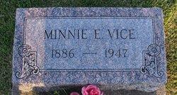 Minnie Ethel <i>Truitt</i> Vice